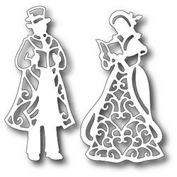 Tutti Designs - Fancy Carolers