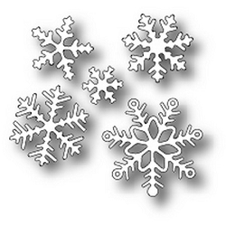 Tutti Designs - Snow Flurries