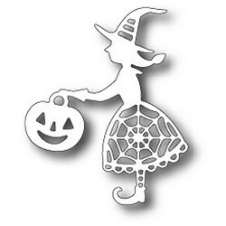 Tutti Designs - Cute Witch