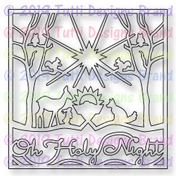 Tutti Designs - Cutting Die - Oh Holy Night