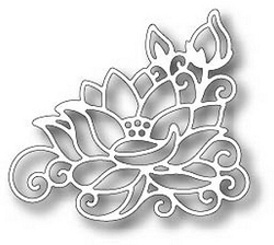 Tutti Designs - Cutting Die - Lotus Blossom