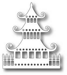Tutti Designs - Cutting Die - Pagoda