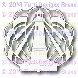 Tutti Designs - Cutting Die - Seashell Lighthouse
