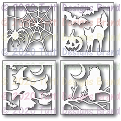 Tutti Designs - Cutting Die - Spooky Windows