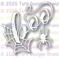 Tutti Designs - Cutting Die - Spooky Boo