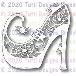 Tutti Designs - Cutting Die - Spooky Shoe