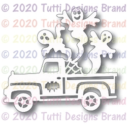 Tutti Designs - Cutting Die - Spooky Fun