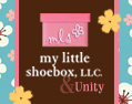 My Little Shoebox by Unity
