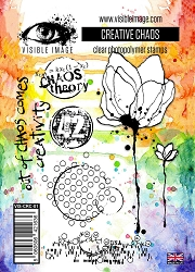 Visible Image - Clear Stamp -  Creative Chaos