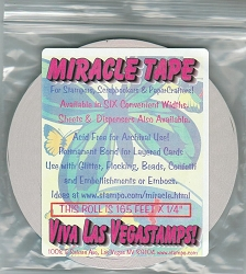 Miracle Tape - Double Sided Tape Roll 1