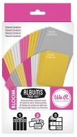 We-R-Memory Keepers - Albums Made Easy - Bloom Cardstock Cards