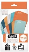 We-R-Memory Keepers - Albums Made Easy - Tangerine Cardstock Cards