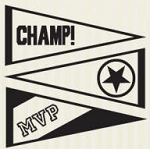 We-R-Memory Keepers Clear Stamp - MVP Champ