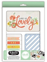 We-R-Memory Keepers - Farmers Market Collection - Albums Made Easy