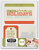 We-R-Memory Keepers - North Pole Collection - Albums Made Easy - Journaling Cards :)