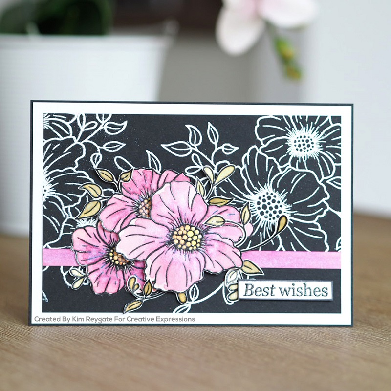 Woodware - New clear stamps