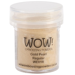 WOW! - Embossing Powder - Gold Pearl (15ml)