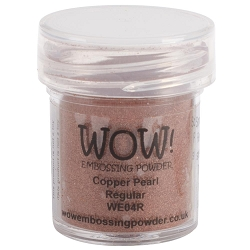 WOW! - Embossing Powder - Copper Pearl (15ml)