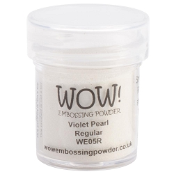 WOW! - Embossing Powder - Violet Pearl (15ml)