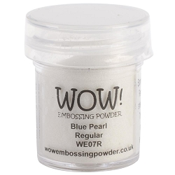 WOW! - Embossing Powder - Blue Pearl (15ml)