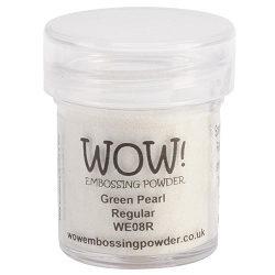 WOW! - Embossing Powder - Green Pearl (15ml)
