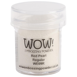 WOW! - Embossing Powder - Red Pearl (15ml)