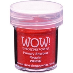 WOW! - Embossing Powder - Primary Sherbet (15ml)
