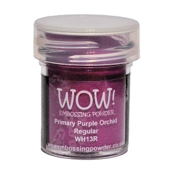 WOW! - Embossing Powder - Primary Purple Orchid (15ml)