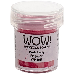 *WOW! - Embossing Powder - Primary Pink Lady (15ml)