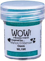 WOW! - Embossing Powder - Colour Blend Oasis (15ml)