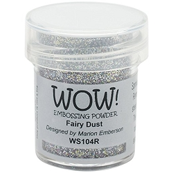 WOW! - Embossing Powder - Fairy Dust Glitter (15ml)