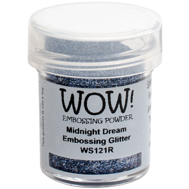 Glitter Embossing Powders