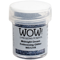 WOW! - Embossing Powder - Midnight Dream Glitter (15ml)