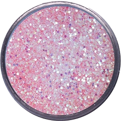 WOW! - Embossing Powder - Taffeta Pink Glitter (15ml)