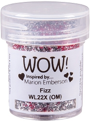 WOW! - Embossing Powder - Fizz by Marion Emberson (15ml)