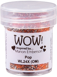 WOW! - Embossing Powder - Pop by Marion Emberson (15ml)