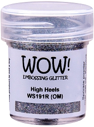 WOW! - Embossing Powder - High Heels (15ml)