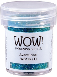 WOW! - Embossing Powder - Aventurine (15ml)