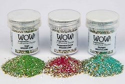 WOW! - Embossing Powder Trio - Bundled Up by Catherine Pooler (3 x 15ml)