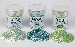 WOW! - Embossing Powder Trio - Carribean Charm by Marion Emberson (3 x 15ml)