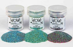 WOW! - Embossing Powder Trio - Italian Adventure by Marion Emberson (3 x 15ml)
