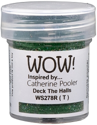 WOW! - Embossing Powder - Deck the Halls by Catherine Pooler (15ml)