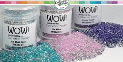 WOW! - Embossing Powder Trio - Forever 13 by Catherine Pooler (3 x 15ml)