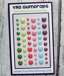 Your Next Stamp - Gumdrops - Watermelon Party