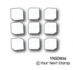 Your Next Stamp - Dies - Baby Blocks