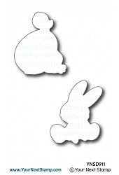 Your Next Stamp - Dies - Easter Love