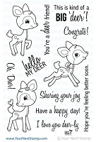 Your Next Stamp - Clear Stamp - Oh, Deer!