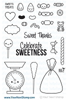 Your Next Stamp - Clear Stamp - Celebrate Sweetness
