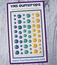 Your Next Stamp - Gumdrops - Seas the Day Sparkly