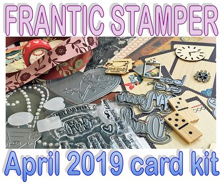 Monthly Card Kit - April 2019 - Best Ever Mom and Dad